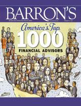 Barron's America's Top 1000 Financial Advisors