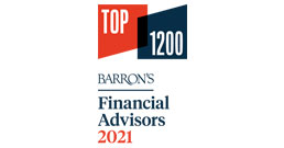 Barrons Top 1200 Financial Advisors 2021