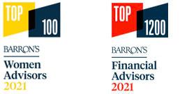 Barrons Top 100 Women Advisors 2021